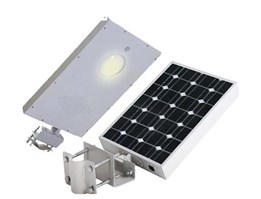 Jual Lampu PJU Tenaga Matahari Solar Cell All In One 5 Watt