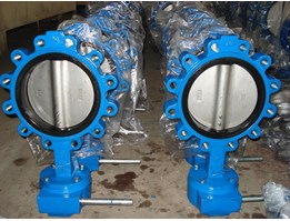 Jual BUTTERFLY VALVE