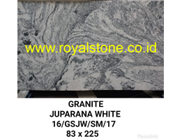 Granite Juparana White