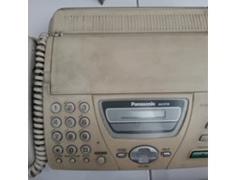 Jual Mesin fax panasonic type KX-FT73