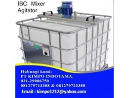 Jual Industrial Liquid Mixer Agitator KMP