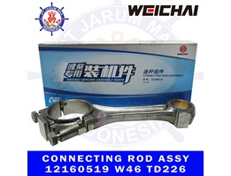Jual CONNECTING ROD ASSY 12160519 TD226 & WP4