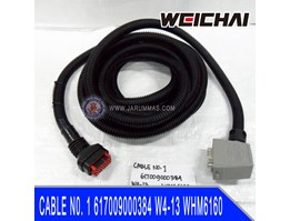 Jual CABLE NO.1 617009000384 W4-13 WHM6160