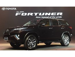 All New Toyota Fortuner Terbaru Maret 2019