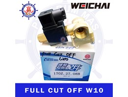 Jual FUEL CUT OFF 170Z.27.08B WP10 AUXILIARY & WHM6160