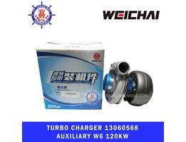 Jual TURBO CHARGER 13060568 AUXILIARY W6 120KW