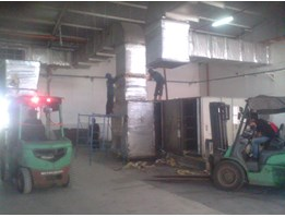 Jual Ducting system