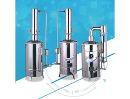 Laboratory Water Destillation