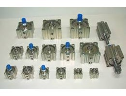 Jual Compact Type Pneumatic Cylinder