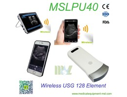 Jual WIRELESS ULTRASOUND : WIRELESS ULTRASOUND PROBE IPAD MSLPU40