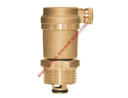 GALA BRASS AUTOMATIC AIR VENT VALVE
