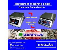 Timbangan Portable (Counting Scale, Price Sccale)