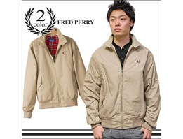 Jual JACKET FRED PERRY