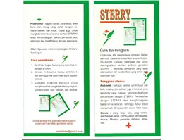 Jual STERRY