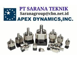 APEX DYNAMICS HIGH PRECISION PT.SARANA TEKNIK