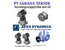 APEX DYNAMICS RIGHT ANGLE PLANETARY GEARBOX