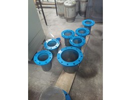 FOOT VALVE STRAINER / SUCTION STRAINER
