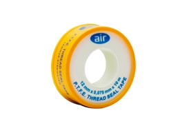AIR Seal Tape Kran PTFE Kuning 10 Meter