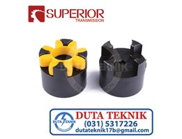 Superior Curved Jaw Coupling GE CJ (Ref. Rotex standard)