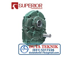 Jual Superior Shaft Mounted Reducers SMRY Inch Series