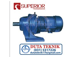 Jual Cycloidal Pin-Wheel Reducer (Cyclo Drive) BWD