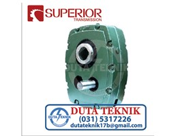 Jual Superior Shaft Mounted Reducers SMR Metric Series