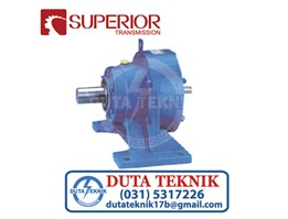 Jual Cycloidal Pin-Wheel Reducer (Cyclo Drive) XW