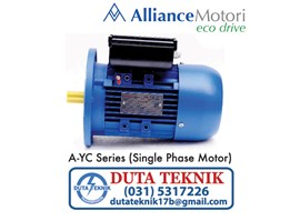 Alliance Motori Single Phase Motor A-YC