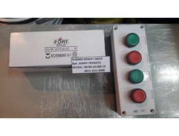 Complete Box Push Button 4 Lamps IEC Standard