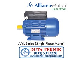 Alliance Motori Single Phase Motor A-YL
