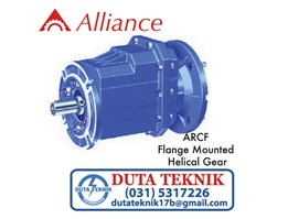 Jual Alliance Helical Gear (Flange Mounted) ARCF/ TRCF