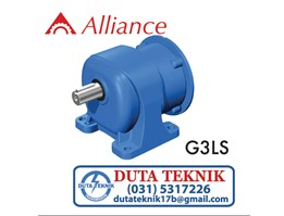 Jual Alliance Light Duty Gearbox G3LS