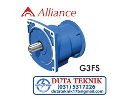 Jual Alliance Light Duty Gearbox G3FS