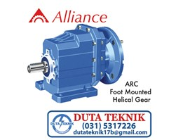 Jual Alliance Helical Gear (Foot Mounted) ARC/TRC