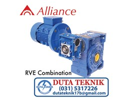 Jual Alliance Wormgear RVE combination