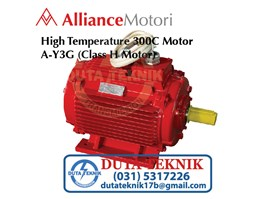 Alliance High Temperature 300C Motor AY3G (Class H motor)