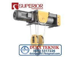 Jual Superior Wire Rope Hoist SHA-A