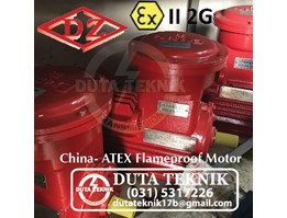 Explosion Proof Motor / Flameproof Motor (China-ATEX)