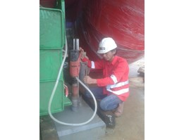 Jual Concrete Core Drilling