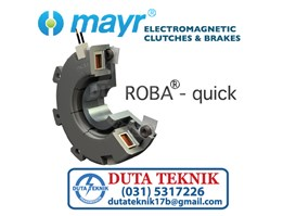 Mayr Electromagnetic Clutch & Brakes -- Roba quick
