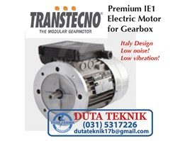 Transtechno Electric Motor for Gearbox