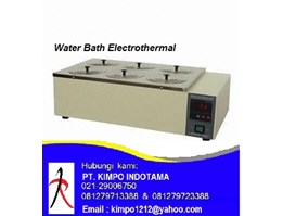 "jual Water Bath "" Electrothermal"" ."