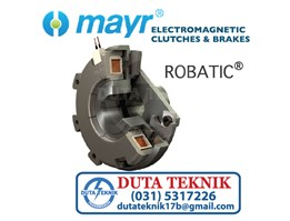 Jual Mayr Electromagnetic Clutches & Brakes -- ROBA Robatic