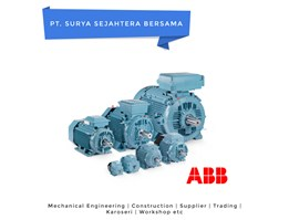 ABB Electric Motor | Dinamo Motorik