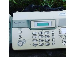 Jual Mesin fax panasonic type KX-FT931