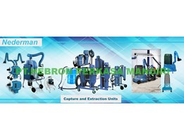 Jual Dust Collector NEDERMAN