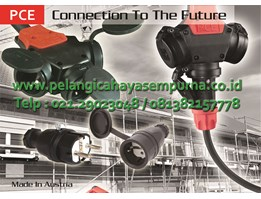 3-way Rubber Socket waterproof