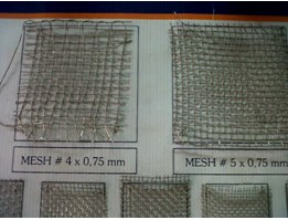 Jual Screen Wiremesh Stainless Steel
