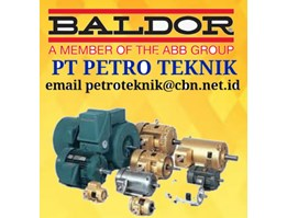 BALDOR ELECTRIC MOTOR MADE IN USA PT PETRO TEKNIK