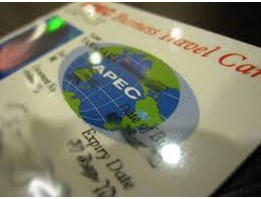 Premium VISA-APEC Business Travel Card